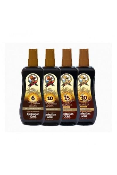 Australian Gold Spray m/ Bronzer