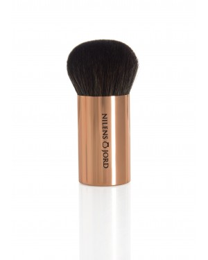 Nilens Jord Rose Gold No 127 - Mineral Foundation Brush