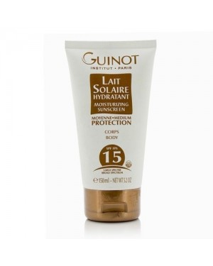 Guinot Lait Solaire Hydratant body 15spf