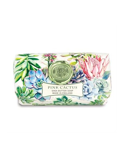 Michel Design Works Shea Butter Pink Cactus