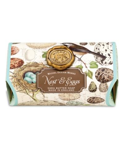 Michel Design Works Shea Butter Soap Nest & Eggs