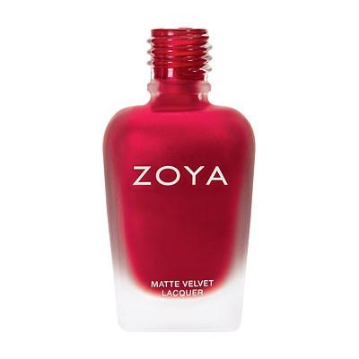 Zoya Matte Velvet Amal ZP816