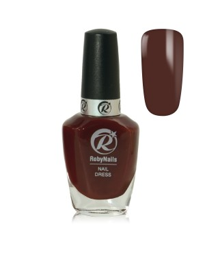 RobyNails ND Brown Red 22055