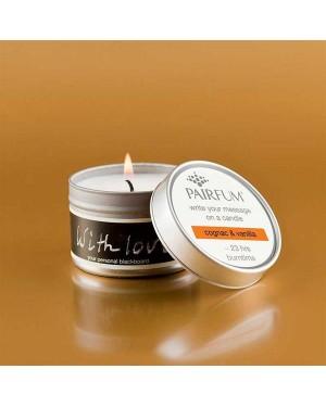 Cognac & Vanilla Massage duftlys 90 gr