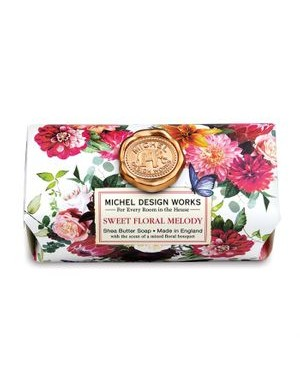 Michel Design Works Shea Butter Sweet Floral