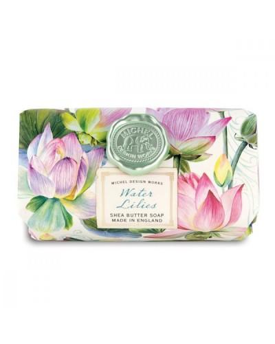 Michel Design Works Shea Butter Water Lilies