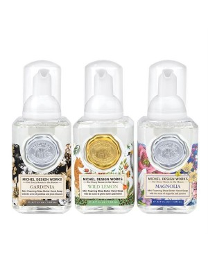 Michel Design Works 3-pk Gardenia, Wild Lemon & Ma gnolia